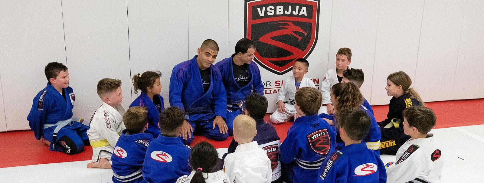 Vitor Shaolin Brazilian Jiu-Jitsu Academy